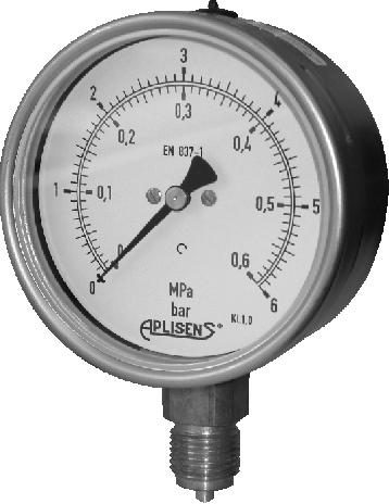 MS-100 manometer