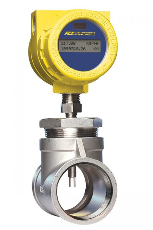 ST75 in-line masseflowmeter
