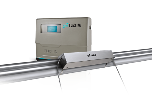 FLEXUS F/G721 for clamp-on ultralyd flowmåling