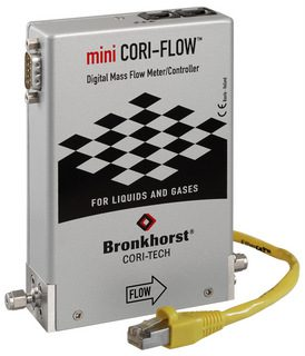 Mini CORI-FLOW ML120 Coriolis controller