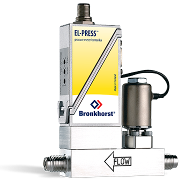 "Bronkhorst EL-PRESS ""Metal-Sealed"""